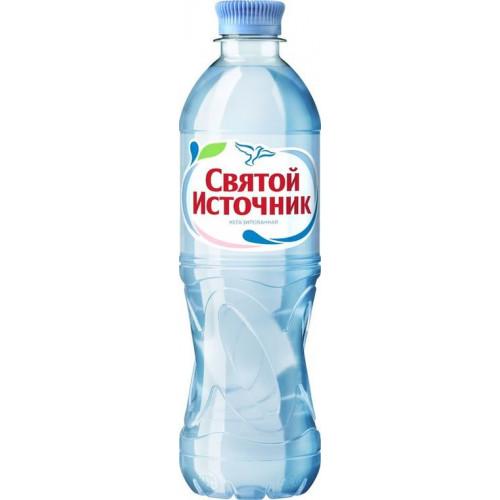 Минеральная вода 0.5