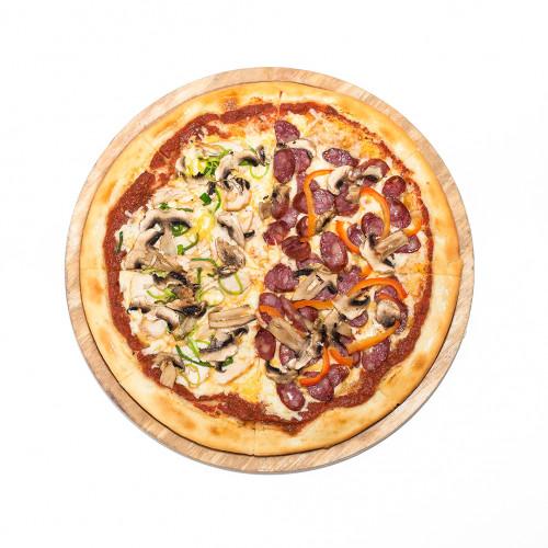 Пицца 2 в 1